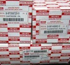 RC COLORADO V6 SERVICE KIT GENUINE HOLDEN OIL AIR FILTER SPARK PLUGS 2008- Y24SE