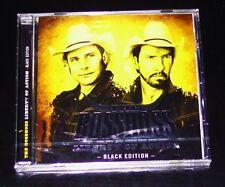 THE BOSSHOSS LIBERTY OF ACTION BLACK EDITION CD SCHNELLER VERSAND NEU & OVP