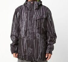 QUIKSILVER Men's RENEGADE Insulated Snow Jacket - BLK  Xsmall Reg $320