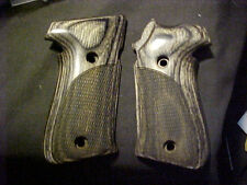 Pistol Grips for SIG SIGARMS P220 P 220 w/Decock Fine Checkered Blackwood SWEET!