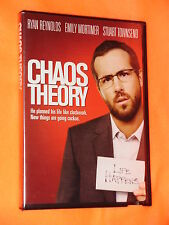 PRISTINE Chaos Theory DVD Canadian WS & FS 2 LANG QUEBEC FRANCAIS ENG