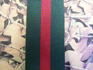 Full Size Medal Ribbon - Burma Gallantry