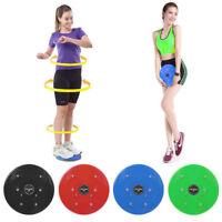 Twist Waist Torsion Disc Board Aerobic Exercise Fitness Reflexology Magnets New