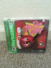Ten Pin Alley Bowling (Sony PlayStation 1, 1996)