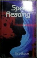 Very Good, Speed Reading, Buzan, Tony, Paperback