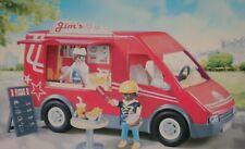 Playmobil -- Pièce de rechange --Camion snack food truck 5677 --