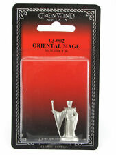Oriental Mage #03-002 Classic Ral Partha Fantasy RPG Metal Figure