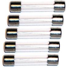 5pc. AGC Type 1A Fuse 250V 6x32mm, 5 pc. in a small box. 1 Amp Fuse