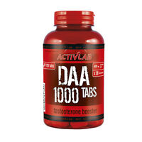 ActivLab DAA 1000 mg - 120 Caps D-Aspartic Acid GH Anabolic Testosterone Booster