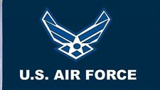 3x5 U.S. AIR FORCE Military Wings Banner Flag Double Stitched 3' x 5' Grommets