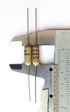 No. 2 capacitor Mustard 2,2nF 0,0022uF 400V Philips Mullard Marshall super Lead