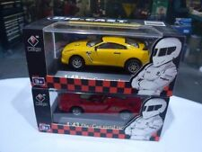 Nissan Diecast Cars, Trucks & Vans with Stand