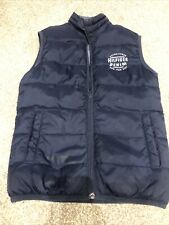 Tommy Hilfiger Boys Or Girls gilet body warmer size 7-8 years reversible used