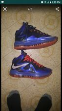 LeBron 10 superhero X NY Knicks NEW YORK LAkers