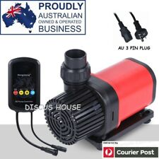 DC 24V 10000L/Hr water pump + Controller (very quite) Aquarium fish tank pond