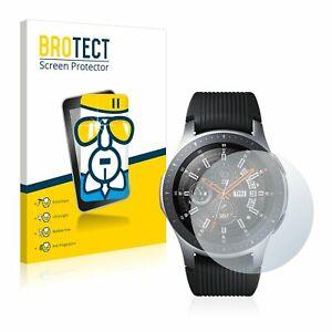 Samsung Galaxy Watch (46 mm) , BROTECT® AirGlass® Premium Glass Screen Protector