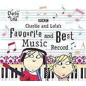 ! Charlie & Lola - Charlie and Lola's Favourite and Best Music Record very good