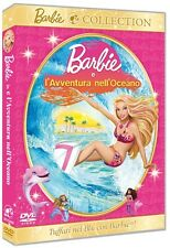 DVD BARBIE e l'Avventura nell'Oceano