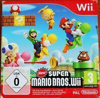 New Super Mario Bros. Wii Nintendo Wii