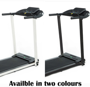 Treadmill Home Gym Fitness Foldable Electric Motorised 1.25 Hp Running Machine
