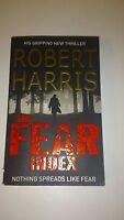 Robert Harris - The Fear Index (Anglais)