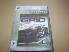 Race Driver: Grid  Classics Edition **New & Sealed**