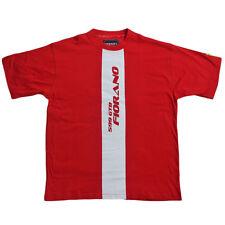 Ferrari Camiseta hombre SCUDERIA FÓRMULA 1 Team Tee F1 Rojo Camisa top