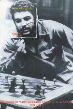 Che Guevara marxista jugando ajedrez CTO cancelado a pedido sello Sheetlet