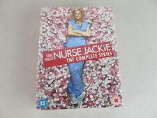NURSE JACKIE -COMPLETE SERIES - SEASONS 1-7 NEW, Sealed Box Set Region 2