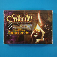 Call of Cthulhu CGC Eldritch Edition Starter Set ~ New, Sealed
