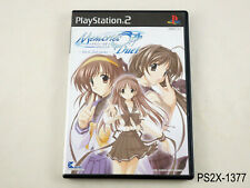 Memories Off Duet 1st & 2nd Stories Playstation 2 Japanese Import PS2 US Seller