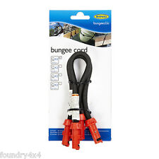 Ring Bungee Clic Load 2x 30cm Securing Strap / Cord  RLS30