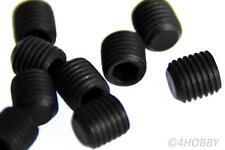 10x Stopfen Blindstopfen Stahl M8 x 1 Verschlussschraube Gewindestift Druckluft