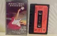 THE SHADOWS - MOONLIGHT SHADOWS -  CASSETTE TAPE ALBUM