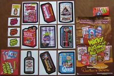 Wacky Packages Old School series 1 Master SET