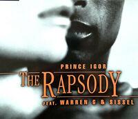 The Rapsody Feat. Warren G & Sissel Maxi CD Prince Igor - Europe (M/EX)