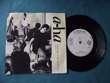 "A-Ha - Hunting High and Low. 7"" vinyl single (7v1924)"