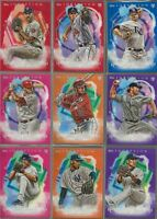 2019 Topps Inception #'d Short Print Parallel Card singles  - (CHOICE) U PICK