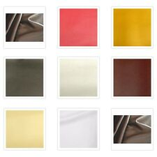 16 COLORS PVC VINYL FAUX LEATHER SOFT SKIN CLOTHING COSTUME FABRIC