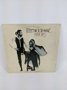"Fleetwood Mac Rumours 12"" LP Warner Bros. w/Insert 1977 bsk 3010"