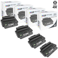 LD Compatible Dell 593-BBBJ 4PK Black Toner Cartridges for B2375dfw/B2375dnf