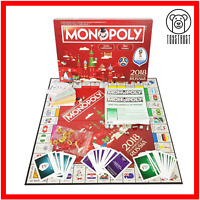 Monopoly 2018 FIFA World Cup Russia Board Game Dual Language Edition Winning