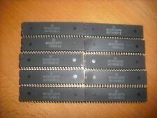 40Pc Lot Mc68230P8 48Pin Dip Timer Circuit-Socket Pull