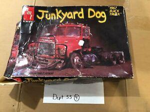 "AMT Ertl 1967 Mack Truck ""Junkyard Dog"""