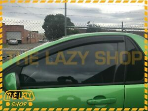 Weathershields Weather Shields for Holden Commodore VE VF 2pcs Luxury