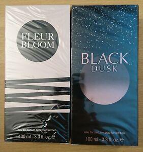 2x100mL Black Dusk & Fleur Bloom - Women's Perfume