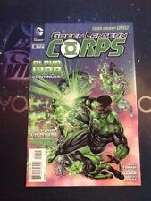 Green Lantern Corps #9 VF/NM DC New 52 2011 Guy Gardner Stewart (BIJ146)