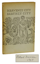 Heavenly City Earthly City by ROBERT DUNCAN ~ SIGNED First Edition 1947 1st Book