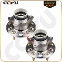 Pair Of 2 Rear Wheel Hub Bearing Assembly Left or Right For Kia	Optima Rondo