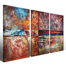 Quadri moderni astratti 130 x 90 arredamento casa arte design Stampa XXL ##67